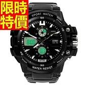 電子手錶-防水明星同款熱賣運動腕錶58j15【時尚巴黎】