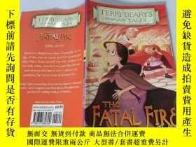 二手書博民逛書店The罕見Fatal Fire:致命的火災Y200392