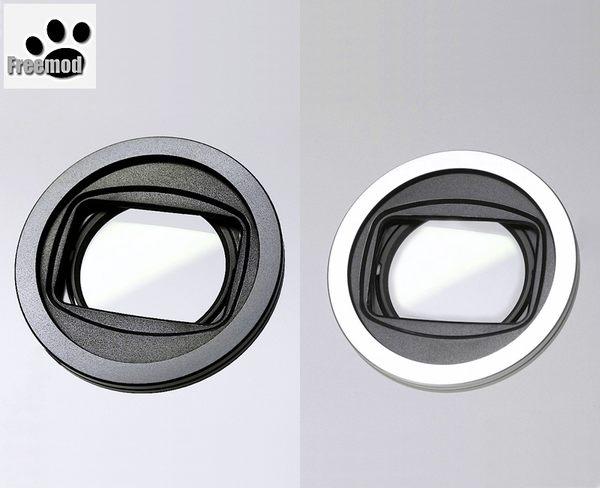 又敗家Freemod半自動鏡頭蓋X-CAP2含STC保護鏡49mm鏡頭蓋,裝轉接環適37mm 39mm 40.5mm 43mm 46mm 52mm
