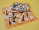 雷鳥   LT-2027   原木西洋棋   /  付