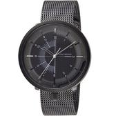 ISSEY MIYAKE三宅一生One-Sixth系列手錶 NH35-0030SD  NYAK001Y 黑