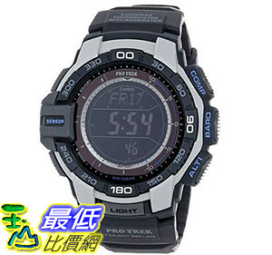 [美國直購] 手錶 Casio Mens PRG-270-7CR Pro Trek Resin Digital Solar Watch