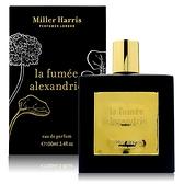 Miller Harris La Fumée Alexandrie 遲散幻煙淡香精 100ml【QEM-girl】