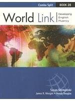 二手書博民逛書店《World Link Book 2B - Text/Workb