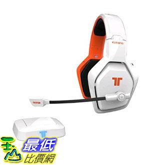 [美國直購] Mad Catz TRITTON Katana HD 7.1 電競耳機 白色 立體聲 耳機麥克風 Headset for Gaming Consoles