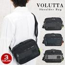 現貨【VOLUTTA】日本品牌 A5小型 斜背包 CORDURA 側背包 手拿包 袋中袋 機能包【VOL340】