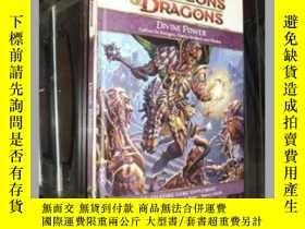 二手書博民逛書店Divine罕見Power: A 4th Edition D&D