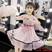 女童洋氣連身裙新款兒童童裝網紅爆款女孩公主裙子夏【齊心88】