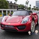 電動車 兒童童電動車四輪可坐遙控汽車1-3歲4-5搖擺童車可坐人寶寶玩具車T 3色