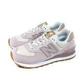 NEW BALANCE 574 運動鞋 復古鞋 粉紅色 女鞋 WL574SP2-B no969