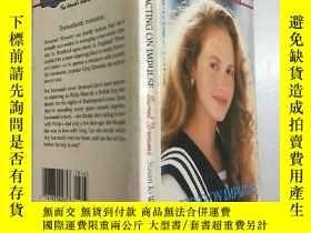 二手書博民逛書店(英文原版)acting罕見on impulse(40開)Y11