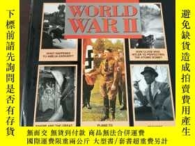 二手書博民逛書店Unexplained罕見Mysteries of World War II(英文原版)Y271942 Rob