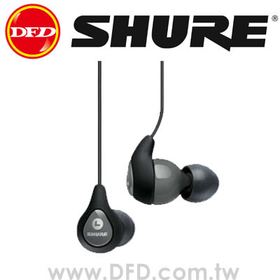 SHURE SE112 耳道式 隔音耳機 公司貨