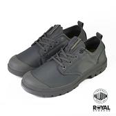 Palladium Ox Lite+Rcycl 灰色 尼龍 防水 輕量 休閒鞋 男女款 NO.B1435【新竹皇家 76652-011】