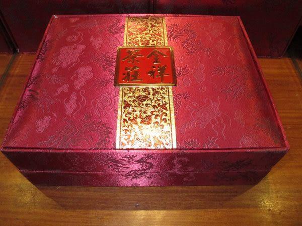 小紅空盒 全祥茶莊 ME22