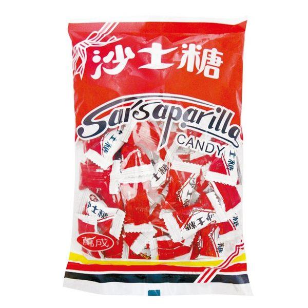 台灣古早味 萬成沙士糖300g (購潮8)