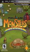 PSP PixelJunk Monsters Deluxe PixelJunk 怪獸驅逐戰(美版代購)