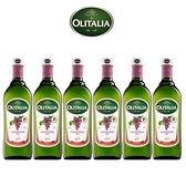 Olitalia奧利塔葡萄籽油禮盒組(1000mlx6瓶)