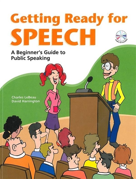 (二手書)Getting Ready for Speech: a beginner's guide to public speaking