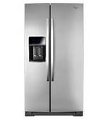 【零利率】美國  惠而浦Whirlpool WRS973CIDM   對開冰箱 701公升  雙蒸發器更衛生 不含門片62公分