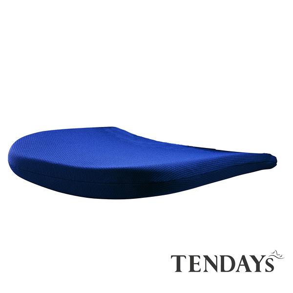 椅墊-TENDAYs 辦公椅墊(丈青蜜絲絨) 2入組