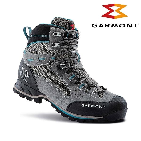 GARMONT 女款Gore-Tex大背包健行鞋Rambler 2.0 GTX WMS 481043/615 / 城市綠洲 (防水透氣、黃金大底)