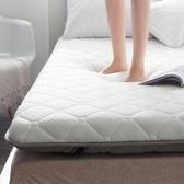 榻榻米床墊1.5米學生單雙人宿舍床褥1.8m床2海綿墊被加厚保暖墊子 英雄聯盟MBS