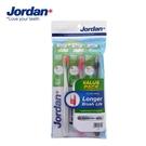 【Jordan】清新酷炫牙刷促銷包(軟毛)3入