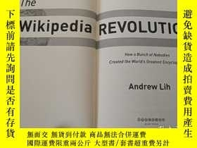二手書博民逛書店維基百科革命罕見The Wikipedia RevolutionY393000 Andrew Lih HYPE
