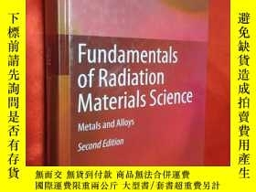 二手書博民逛書店Fundamentals罕見of Radiation Mater