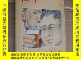 二手書博民逛書店THE罕見GLASS CANOE 作者簽名 本Y146810 P