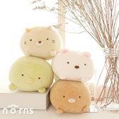 【日貨角落生物娃娃16CM趴姿】Norns 日本角落小夥伴 貓咪企鵝白熊炸豬排恐龍蜥蜴麻雀