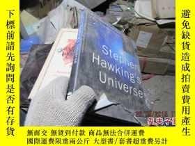 二手書博民逛書店stephen罕見hawking s universe 精 36