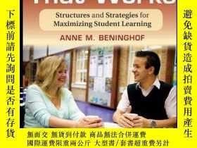 二手書博民逛書店Co-Teaching罕見That Works: Structures and Strategies for Ma