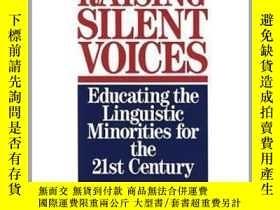 二手書博民逛書店Raising罕見Silent VoicesY23583 Trueba, Henry T. ISBN:978