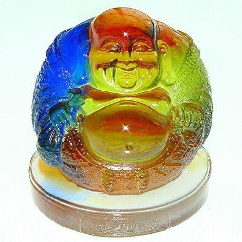 琉璃 賜福彌勒佛佛像