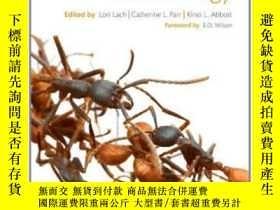 二手書博民逛書店Ant罕見EcologyY255174 Lori Lach; C