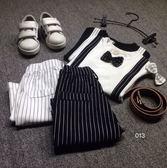 男童夏裝套裝 新款韓版兒童寶寶兩件套 LR1824【VIKI菈菈】