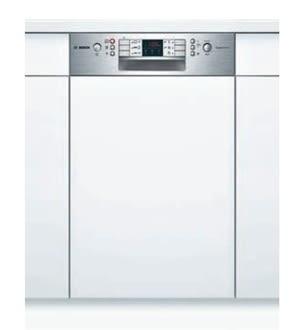 BOSCH 德國 博世 SPI68M05TW 窄版半嵌式洗碗機 (45cm)寬【零利率】