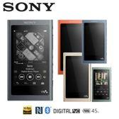 ★108/2/17前送盥洗包+USB豆腐充 SONY 64GB Walkman 數位隨身聽 NW-A57 支援Hi-Res高解析音質 公司貨
