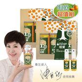 【橘子600】 橘寶多功能超濃縮洗淨液環保超值組 (300ml*6瓶+隨身瓶30ml*2瓶)