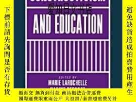 二手書博民逛書店【罕見】Constructivism And EducationY175576 Marie Larochell