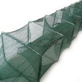 折疊漁網捕魚籠工具GZG2891【每日三C】