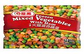 龍鳳火腿混合蔬菜500g