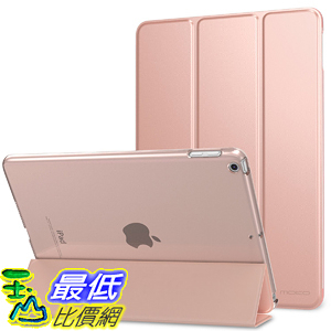 [107美國直購] 保護套 MoKo Case for iPad 9.7 2018/2017 - Slim Lightweight Smart Shell Stand Cover