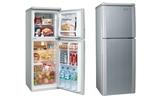 (福利電器)全新品 SAMPO 聲寶 140公升雙門定頻電冰箱 SR-A14Q(S6)典雅銀/C14Q(Y9)金兩色