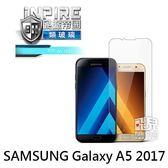 【飛兒】iNPIRE 硬派帝國 SAMSUNG Galaxy A5 2017 極薄 保護貼 類玻璃 9H PET (K)