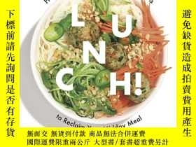 二手書博民逛書店Lunch!:罕見Flavorful, Colorful, Po