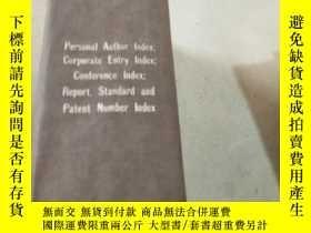 二手書博民逛書店inis罕見atomindex Vol.9 parts 1-2