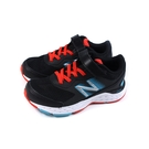 New Balance 運動鞋 魔鬼氈 黑色 童鞋 YA680BG6-W no914